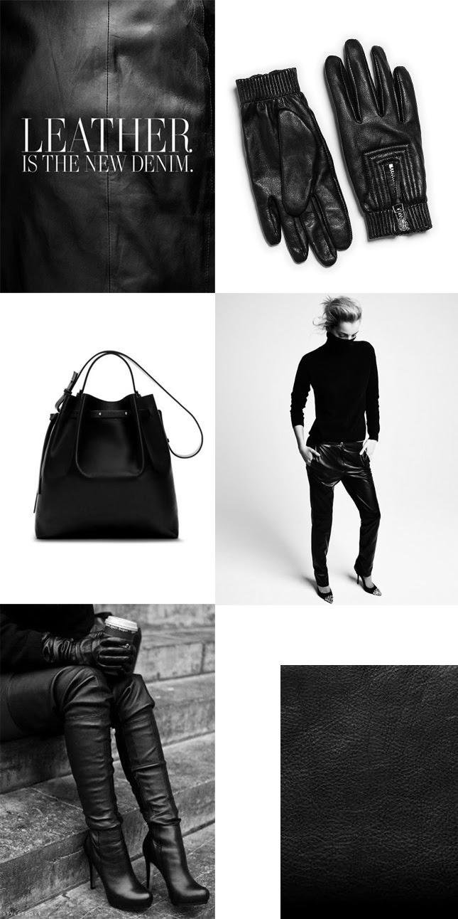 byYoa-leather mix